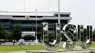 Photo of Ini 6 Calon Rektor USU Periode 2021-2026 Lolos Seleksi Administrasi