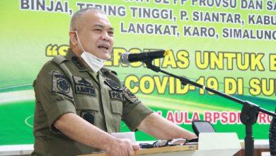 Photo of Satpol PP Kabupaten/Kota Komit Tegakkan Disiplin Prokes