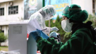 Photo of YPSA dan FK USU Laksanakan Swab PCR