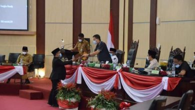 Photo of DPRD Medan Sampaikan Laporan Reses Sidang I Tahun ke II TA 2020