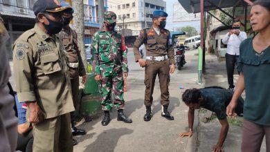 Photo of Satgas Covid Kota Sibolga Tindak Pengendara Tak Patuh Prokes