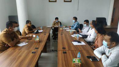Photo of Ombudsman Sumut dan Inspektorat Pemprovsu Tingkatkan Sinergi Terkait Penyelesaian Laporan