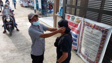 Photo of Tak Patuh Prokes Dilarang Masuk ke Pantai Anggar