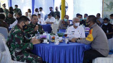 Photo of Bupati Hadiri Coffe Morning di Mako Lanal TB/Asahan
