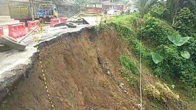Photo of Jalan Lintas Medan-Karo Terancam Putus