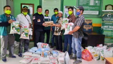 Photo of PKB Kota Medan Beri Bantuan ke Pantai Asuhan Al Washliyah