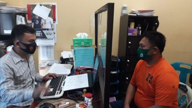 Photo of Kabur Sepekan, Pengedar Sabu di Labura Ditangkap Polisi