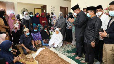 Photo of Kapolda Sumut Melayat ke Rumah Duka Ibunda Wakil Ketua KPK