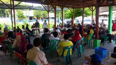 Photo of Puluhan Wartawan Rapat Akbar Lawan Preman