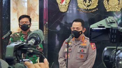 Photo of Kapolri Silaturahmi ke Panglima TNI, Tekankan Sinergitas dan Soliditas