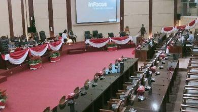 Photo of DPRD Medan Buka Masa Persidangan Tahun Kedua Tahun Sidang 2020-2021