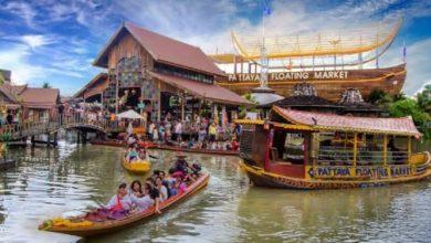 Photo of Tempat Wisata Thailand Ramai Wisatawan Lokal