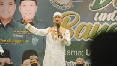 Photo of GPA Sumut Gelar Doa untuk Bangsa di Milad ke-80, Ustadz Das'ad Latif : Ada Tiga Hal Doa Dikabulkan
