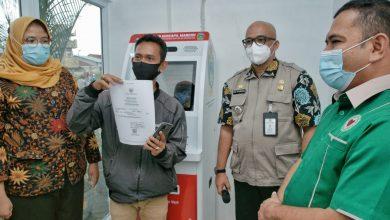 Photo of Mesin ADM Bantu Masyarakat Cetak Dokumen Adminduk
