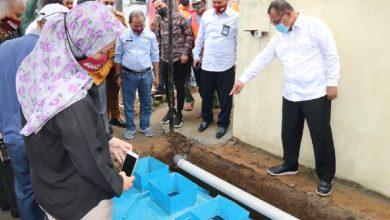 Photo of Akhyar Hadiri Sosialisasi Pembangunan Percontohan Tangki Septik Kedap dan Sumur Resapan