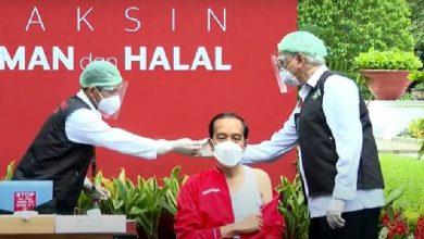 Photo of Jokowi Divaksin ke-2, Ini yang Dirasakannya