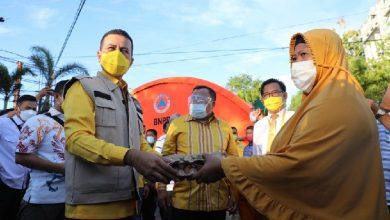 Photo of Ijeck Berikan Bantuan Korban Kebakaran di Sibolga
