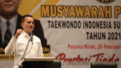 Photo of Musa Rajekshah Kembali Terpilih Pimpin Pengprov TI Sumut Hingga 2025