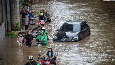 Photo of 1.000 Lebih Warga Mengungsi, BMKG: Banjir Jakarta Berlanjut hingga Minggu Depan