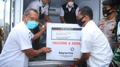 Photo of 5.080 Vial Vaksin Covid-19 Tiba di Labuhanbatu