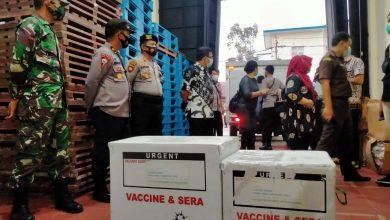 Photo of 2.440 Vial Vaksin Covid-19 Tiba di Sibolga