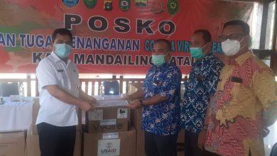 Photo of Pemkab Madina Dapat Bantuan Ventilator dan APD