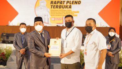 Photo of Penetapan Wali Kota dan Wakil Wali Kota Medan, Bobby Nasution: Kami Kerja untuk Satu Periode, Bukan 100 Hari