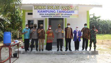 Photo of Plh Bupati Sergai: Kampung Tangguh Diproyeksikan Membangun Desa yang Mandiri, Responsif dan Peduli Lingkungan