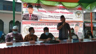Photo of Dedy Aksyari Nasution: Kota Medan Tak Layak Terapkan Sistem Konvensional Dalam Pengelolaan Sampah