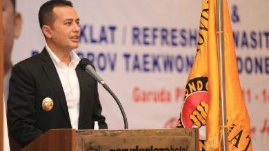 Photo of Sumut Tuan Rumah Pelatihan Wasit Taekwondo Nasional dan Daerah