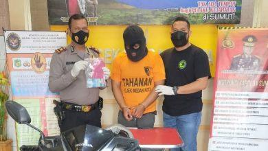 Photo of Perampok Kalung Wanita Viral Ditangkap Medan