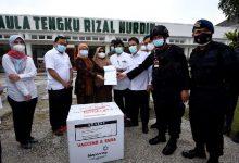 Photo of 237.720 Dosis Tiba di Sumut,  Awal Maret Petugas Publik dan Lansia Mulai Divaksin