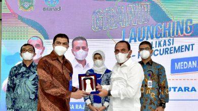 Photo of PDAM Tirtanadi Luncurkan Aplikasi e-Procurement, Gubsu: Kebutuhan Air Rakyat Harus Terpenuhi