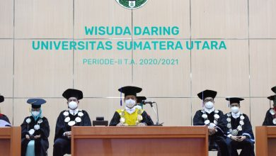 "Photo of Perdana Mewisuda, Muryanto Amin:  USU Siapkan ""Exist Program"" agar Lulusan USU Miliki Dua Kompetensi"