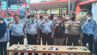 Photo of Ada Tahanan Wanita Hamil 6 Bulan di Lapas Panyabungan Madina