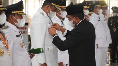 Photo of Gubsu Lantik Wali Kota dan Wakil Wali Kota Medan Periode 2021-2024