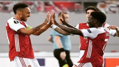 Photo of Aubameyang Antar Arsenal ke 16 Besar Liga Eropa