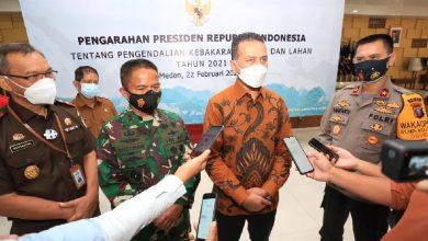 Photo of Waspada Karhutla, 25 Hot Spot Terdeteksi di Sumut