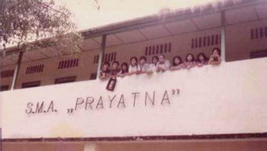 Photo of Tekenang Awak Sekolah Prayatna di Jalan Jati