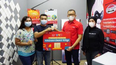 Photo of Pelanggan di Sumatera Raih Hadiah To the POIN Festival Telkomsel