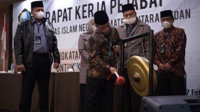 Photo of UIN Sumut Gelar Rapat Kerja Pejabat
