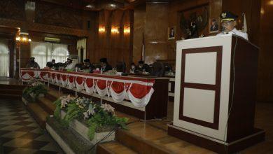 Photo of Rapat Paripurna Mendengarkan Sambutan Bupati Asahan Hasil Pilkada tahun 2020