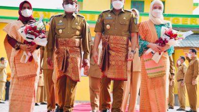 Photo of Hari Pertama Kerja, Bupati dan Wabup Sergai Gelar Rapat Koordinasi