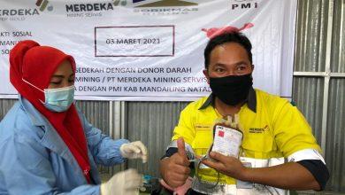 Photo of PT Sorik Mas Mining Gelar Donor Darah