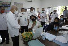 Photo of Bupati dan Wakil Bupati Asahan Lakukan Sidak Perdana ke Sejumlah Dinas dan RSUD Hams
