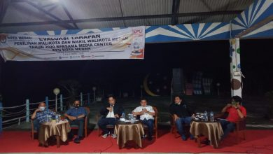 Photo of Agussyah Damanik: Media Mitra Berikan Masukan Bagi KPU Medan