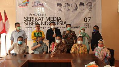 Photo of HUT ke-4 SMSI Berlangsung Sederhana,  Diisi Cerita  Sukses Tokoh Pers