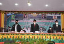 Photo of Paripurna HUT ke 22 Kabupaten Madina Digelar Secara Virtual