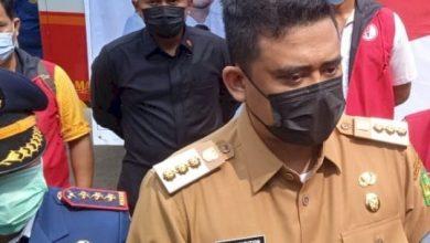 Photo of Persingkat Waktu Tempuh, Wali Kota Medan akan Tambah UPT Pemadam Kebakaran