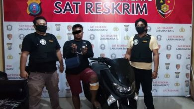 Photo of Unit Resum Polres Labuhanbatu Tangkap Pelaku Jambret